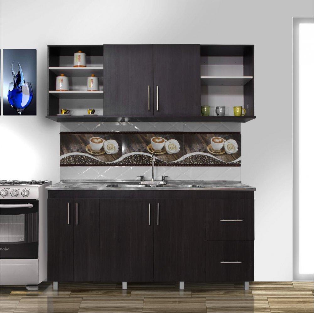 Cocina materiales emo s a s ceramicas sanitarios for Cocinas homecenter